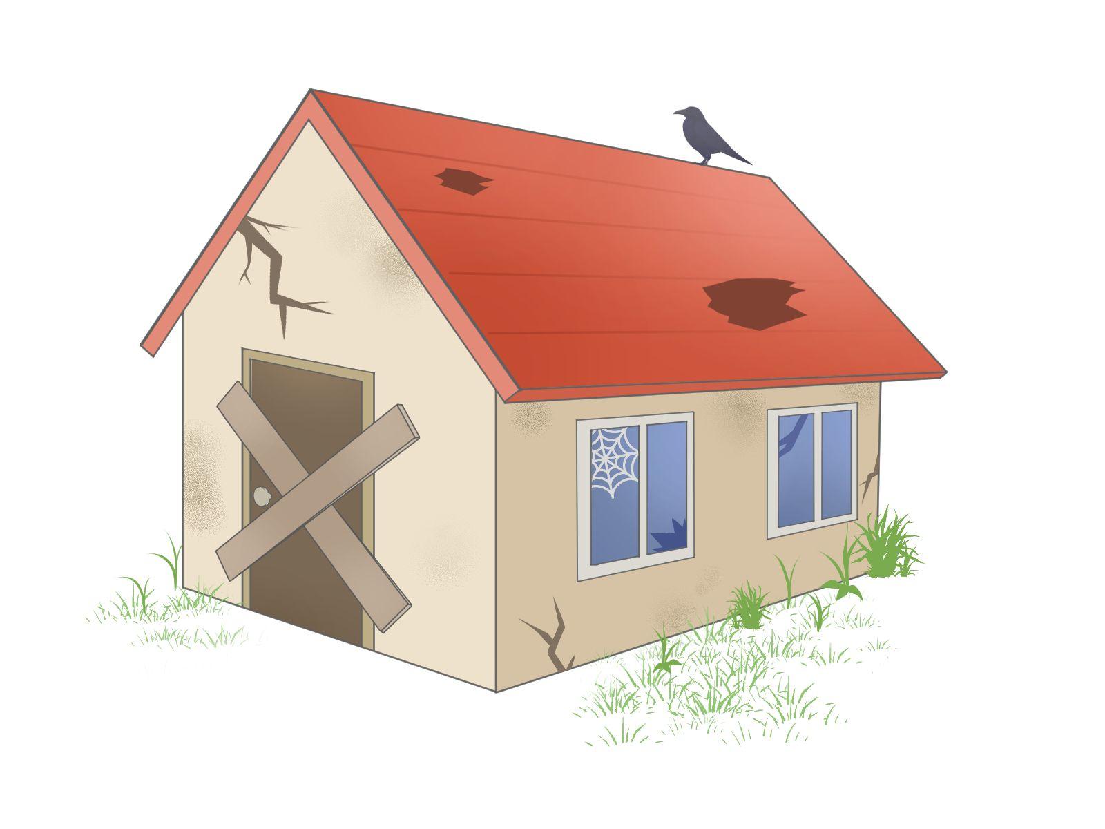 相続一戸建て空き家短期売却成功事例