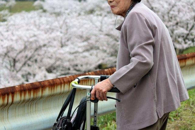 高齢者の財産管理、介護