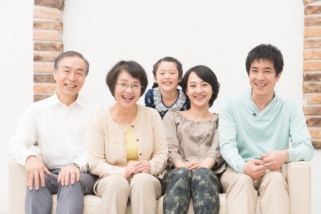 グローリーハウスのアパート・マンション投資は家族で幸せ