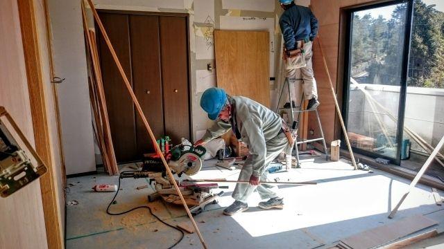 中古一戸建て売却時の注意事項、リフォーム工事の注意点