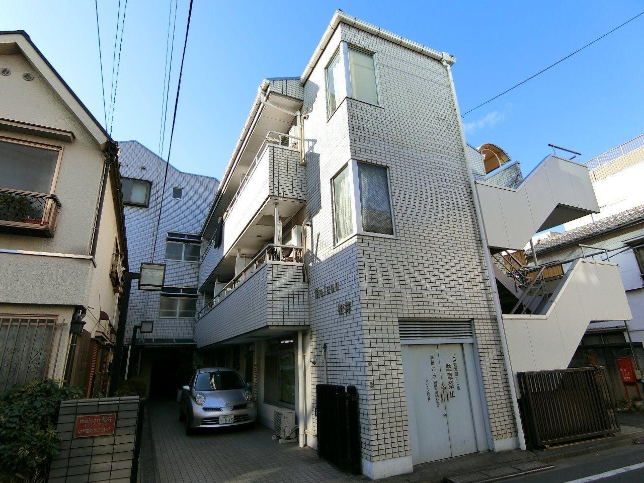 中野駅北口徒歩8分メゾン松井