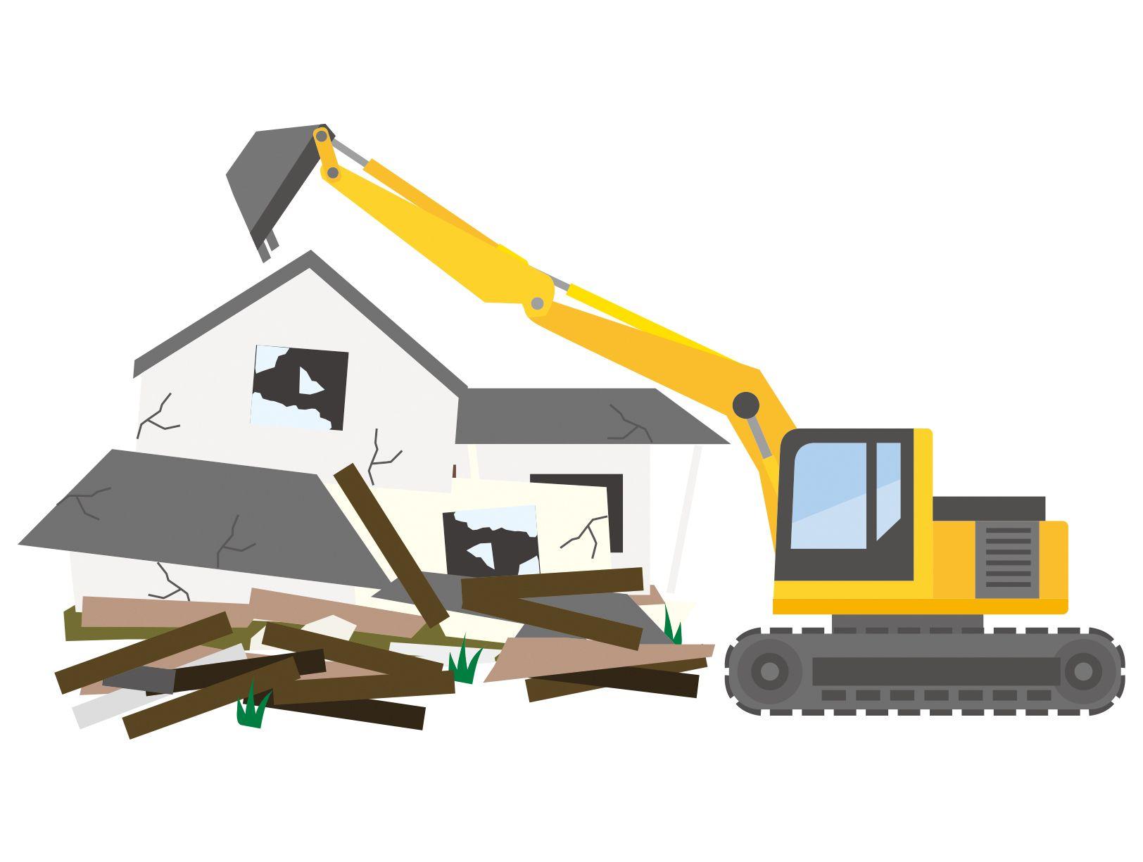 古い家は解体して更地にしたほうがいいですか?
